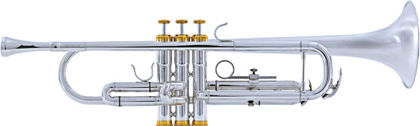 Traditional Marching Brass System Blue
