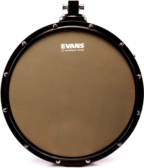 The Evans System Blue Snare Head Was Designed In Collaboration With Scott Johnson Of World Renowned Devils Drum And Bugle Corps